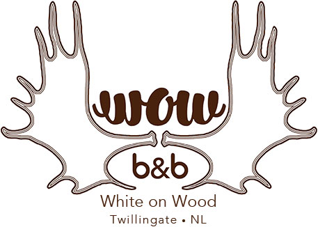 White on Wood B&B