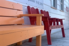 Benches-outside-Orange-Lodge-Unscripted-2019-Credit-W-Hartmann