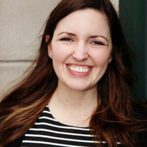 Meghan McKinnon. DART Coordinator