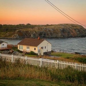 View fromTwillingate Cottage - Photo credit:Mindy Véissid, Art of Intuitive Photography
